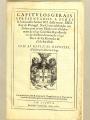 Capitulos gerais a presentados a el Rey D. Ioão Nosso Senhor IIII. deste nome, XIIII. Rey de Portugal